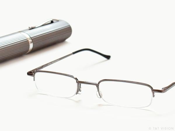 2724075ef1 Rimless Reading Glasses Tube Case « Heritage Malta